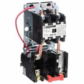 Schneider Electric Definite Purpose Motor Starter: Open, 480V AC Input Volt, 2 Poles, Single Phase, 30 A Input Current