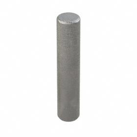 Dowel Pin: Steel, Plain, 2 mm OD, 10 mm Overall Lg, 742 lb Single Shear Strength, 100 PK