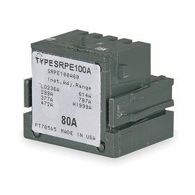 GE Circuit Breaker Rating Plug: 70 A Current Rating, For GE Spectra Circuit Breakers, 2 Haz Material Indicator
