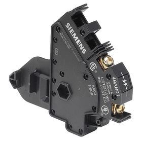 Siemens Auxiliary Contact Block: For NEMA 00 - 4 Contactor, 600V AC, 1 Auxiliary Contacts, 0 NC Auxiliary Contacts, Side