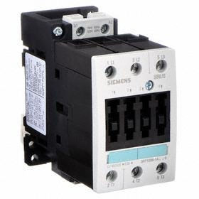 Siemens IEC Contactor: 3 Poles, Single/Three Phase, 50 A Current Rating, 3 hp - Single Phase @ 120V, 85364900 Commodity
