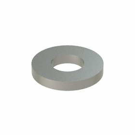 Oversized Flat Washer: 18-8 Stainless Steel, For 3/8 in Screw Size, 0.407 in ID, 0.875 in OD, 0.125 in Thickness, 5 PK
