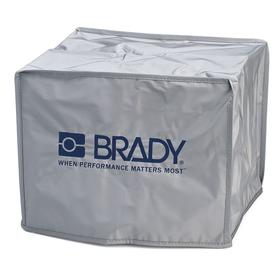Brady Label Printer Dust Cover: For Brady BBP31, Gray, Protect Printer From Dust & Debris, (1) Dust Cover