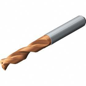 Carbide Jobbers-Length Twist Drill Bit: Super Life TiAlN, 5xD Dp x Dia Ratio, Metric Drill Dia Measurement System, 3.97 mm Drill Dia, 36 mm Flute Lg
