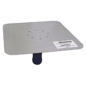 Stand for Mortar Application: 10 in Overall Lg, Aluminum Hawk, 10 in Overall Wd, 5 in Handle Lg, Rubber