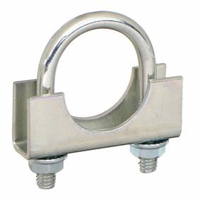 Ottawa U-Bolt Clamp: For 1 1/4 Pipe Size - Gamut