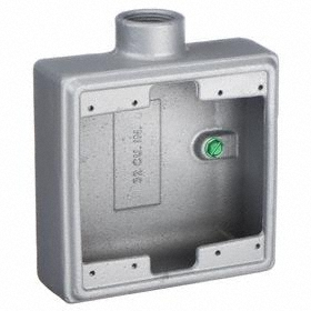 Emerson Waterproof Switch Outlet Electrical Box 3 4 In Compatible