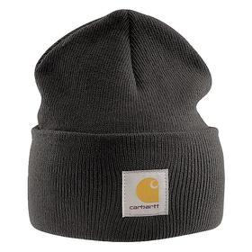Knit Hat: Black, Universal Size, Acrylic