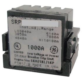 GE Circuit Breaker Rating Plug: 250 A Current Rating, For GE Planeloads, Std Circuit Breaker with Instantaneous Trip