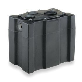 Sump Basin: 11 gal Basin Capacity, 17 in Overall Dp, 14 in Overall Ht, 11.75 in Overall Wd, Above Floor