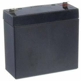 SLA Battery: 9 Ah Capacity, 4 in Ht, 1 3/4 in Wd, 4 in Dp, ABS, F2 Terminal Type