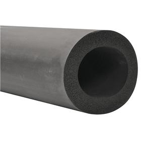 Pipe Insulation: 3/4 in Insulation ID, 3/4 in Wall Thickness, For 1/2 Pipe Size, 3/4 in For Copper Tube OD, 6 ft Lg