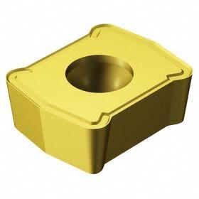 Sandvik Coromant Indexable-Tip Drill Bit: 19 mm Drill Dia