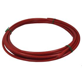 Honeywell Cable Pull Switch Kit: 200 ft Cable Lg, Plastic Coated Steel, 3/16 in Cable OD, 18 Haz Material Indicator