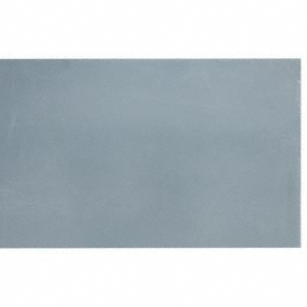 PVC Type I Sheet: 1 in Thickness, 24 in x 48 in Size (W x L), ASTM D1784, Gray, +/- 0.05 in Thickness Tolerance
