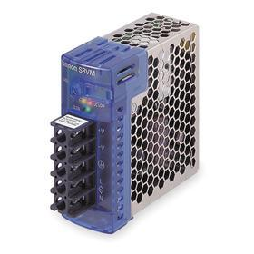 Omron DC Power Supply: Plastic, 100 to 240V AC Input Volt, 3 A Output Current, 5V DC Output Volt, 15 W Power Rating
