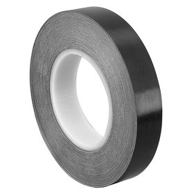 Nonstick Film Tape: 36 yd Overall Lg, UHMW Polyethylene Backing, 0.01 in Overall Thickness, 1 in Overall Wd