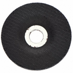 General Purpose Grinding Wheel: Very Coarse Relative Grit Grade, 7 in Wheel Dia, 7/8 in Center Hole Dia, Type 27 Type
