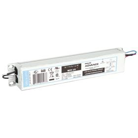 Philips LED Driver: For LED, 0.95 A AC Input Current, 3.5 to 24V DC Output Volt, 120 to 277V AC Input Volt