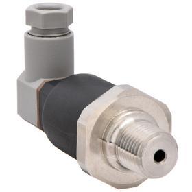 Ashcroft Pressure Transducer: 1/8 in NPT Connection Size, Round, 0.00 psi Min Pressure, 1100.00 psi Max Pressure, Male