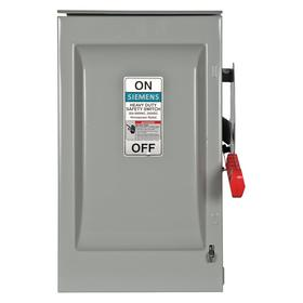Safety Switch: Three Phase, 3 Poles, Steel, 20 HP At 600V AC Output Power - Three Phase, Outdoor, NEMA 3R NEMA Rating
