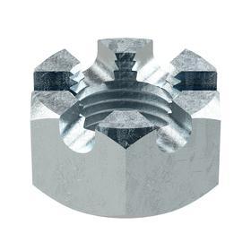 Hex Nut Steel Zinc Plated Grade 5 Material 9 16