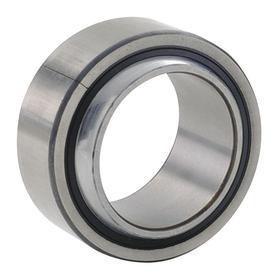 Spherical Bearing: Metric, 50 mm Bore Dia, 75 mm OD, 35 mm Wd, 166000 lb Static Load Capacity