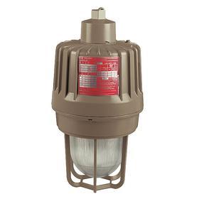 Hazardous Location Light Fixture: For HID, 0 Haz Material Indicator