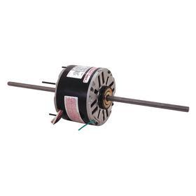 Regal Direct-Drive HVAC Motor: Room Air Conditioner, 1/4 hp Output Power, 1075 Nameplate RPM, 48Y NEMA Frame Size, OPAO, 230V AC