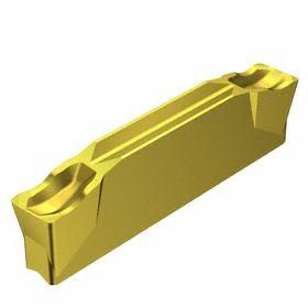 Sandvik Coromant 2-Edge Carbide Parting & Grooving Insert: CoroCut 1-2, 123 Insert, Left Hand, Pre-Machining, J Seat Size, 10 PK