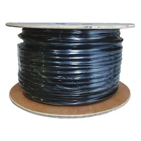 Portable Power Cable: SOOW, 100 ft Cable Lg, 600V AC, 194° F Max Op Temp, 12 AWG Conductor Size, 3 Conductors, Black
