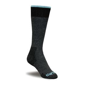 Cold-Weather Insulating Socks: Charcoal, Small Size, Women, 7 to 9 Women's Size, 1 PR
