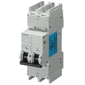 Miniature Circuit Breaker: D, 0.5 A Current Rating, 240V AC Volt Rating, 60V DC Volt Rating, 2 Poles