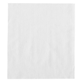 Paper Napkin: 1/4 Fold, Luncheon Napkin, 6 in Folded Lg, 5 7/8 in Folded Wd, 12 in Sheet Lg, 11 5/8 in Sheet Wd, 6000 PK