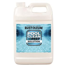 Rust-Oleum Pool & Spa Cleaner: 1 gal Size, Bottle