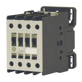 GE IEC Magnetic Contactor: 3 Poles, 32 A Current Rating, 240V AC Control Volt, 2 hp - Single Phase @ 120V, 25 hp