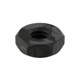 Machine Screw Hex Nut Steel Black Oxide Grade 2 Material 5