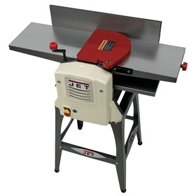 Jet Corded Bench Planer: Planer & Jointer Combo, 13 A Current, 2 hp Horsepower, 10 in Max Wd, 4 1/2 in Max Thickness