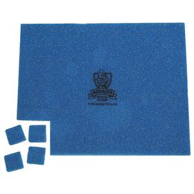 VCI Emitter Pad: 1/4 in Overall Thickness, 5 in Overall Wd, Blue, 2 in Overall Lg, Volatile Corrosion Inhibitor, 1000 PK