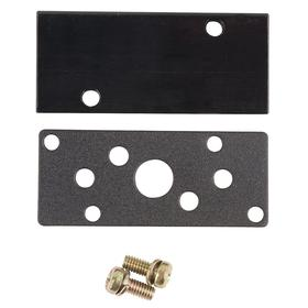 Ingersoll Rand Blanking Plate: For Valve Manifold as Needed, Gasketed Metallic Blanking Plate