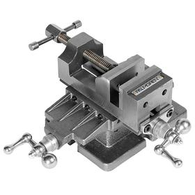 CH Hanson Machine Vise: Groove, Stationary, Clamp-On, 3 in Jaw Opening Capacity, 3 in Jaw Wd, 1 3/4 in Throat Dp