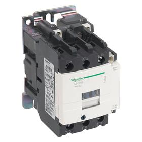 Schneider Electric IEC Magnetic Contactor: 3 Poles, Three Phase, 50 A Current Rating, 120V AC Control Volt