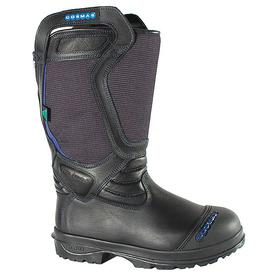8e50b898b1f Protective Rubber Boot with Metatarsal Guard: Steel, 14 in Shoe Ht ...