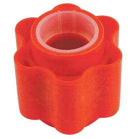 Faucet Aerator Wrench: Red, Plastic