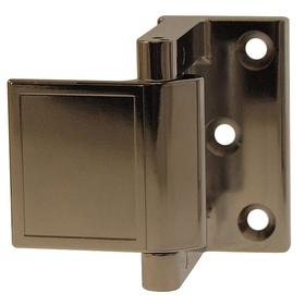 Door Guard Latch 2 3/4 in Mounting Plate Ht 1 1  sc 1 st  Gamut & Door Guards u0026 Security Latches - Gamut