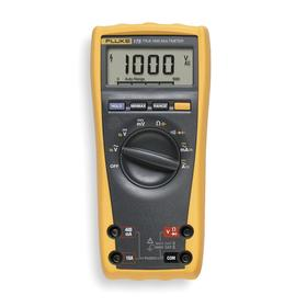 Fluke Multimeter: 1000 V AC Max AC Volt Detected, 10 A Max AC Current Detected, 1000 V DC Max DC Volt Detected, +/-0.15% Basic DC Accuracy