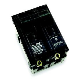 Siemens Automotive Miniature Circuit Breaker: Lug-Type Terminal Connection, B, 100 A Current Rating, 2 Poles