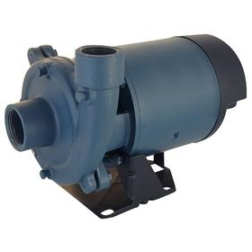 Flint & Walling Single-Stage Booster Pump: 3/4 hp Input Horsepower, Continuous Motor Duty Class, Cast Iron, 1 Phase