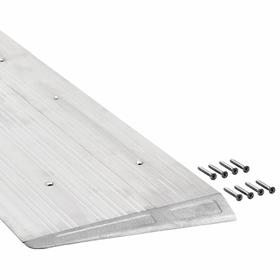 Lightweight Aluminum Door R& Flush For 6 ft Door Wd 3/4  sc 1 st  Gamut & Lightweight Aluminum Door Ramp: Flush - Gamut